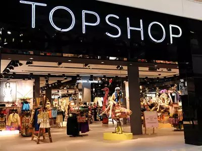 British Fashion Brand Topshop Launches In India Times Of India
