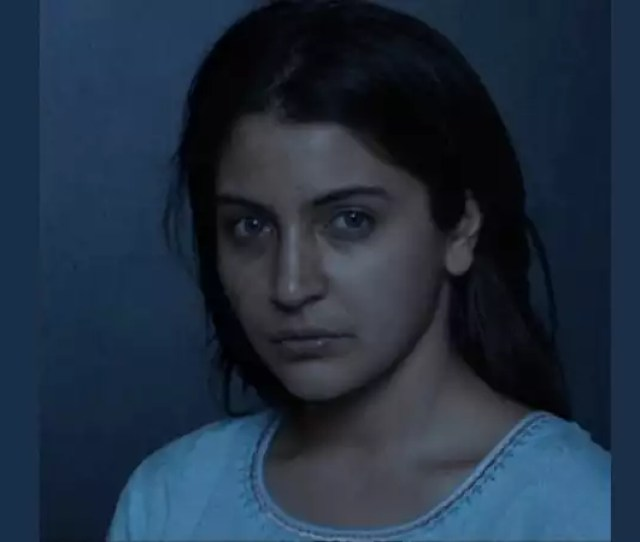 Pari Movie Motion Poster Anushka Sharmas Scars In Holi With Pari Will Give You Goosebumps