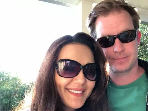 Image result for Preity Zinta And Husband Gene Goodenough Fill Up Their Los Angeles Diaries