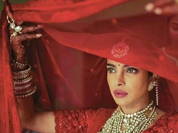 Image result for priyanka chopra hindu wedding