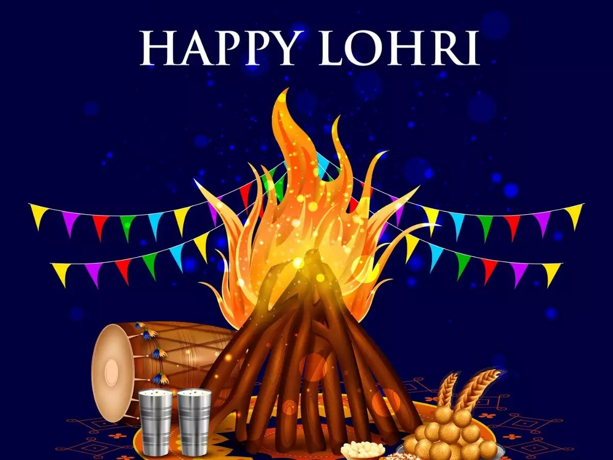 Happy Lohri 2019 Images Wishes Messages Cards