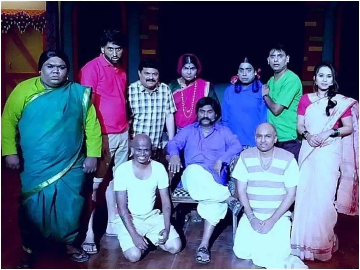 Team Ratris Khel Chale 2 To Feature In Chala Hawa Yeu Dya Times Of India