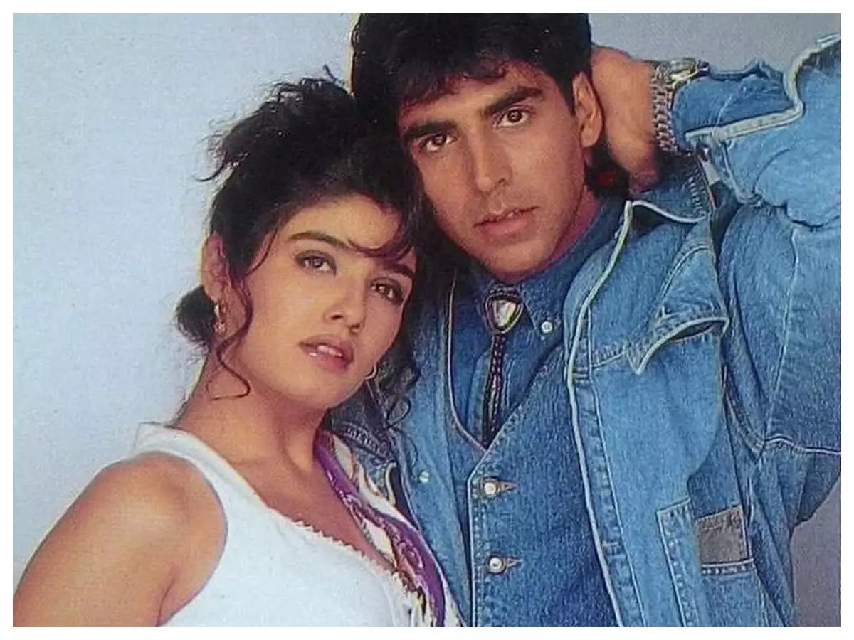 When Raveena Tandon spilled the beans about her failed relationship with Akshay  Kumar | Hindi Movie News - Times of India