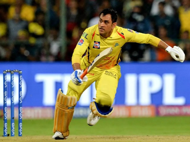 IPL 2019: Calculator Mahendra Singh Dhoni working like never before | Cricket ...