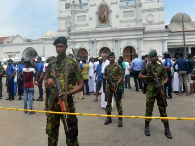 , Sri Lanka attack mastermind used chatrooms to sway suicide bombers