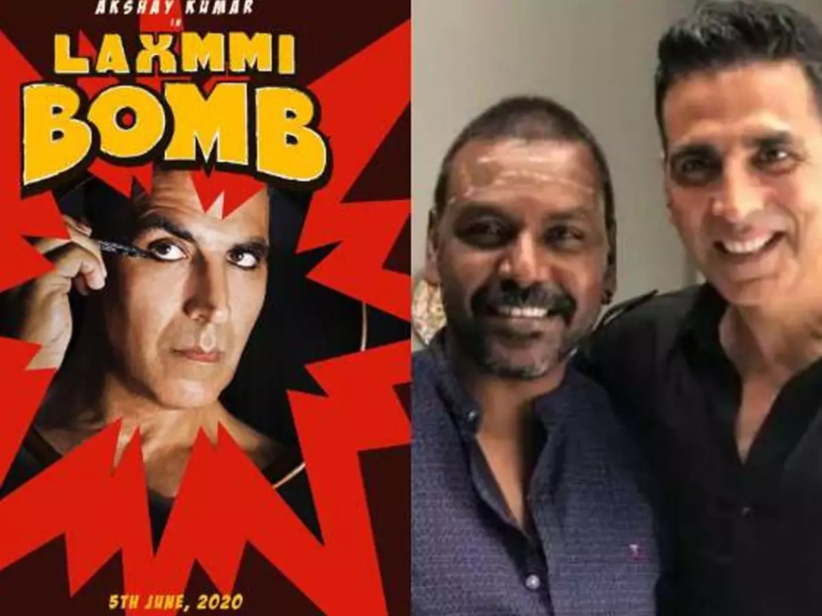 This is why Raghava Lawrence opted out of Akshay Kumar's 'Laxmi ...