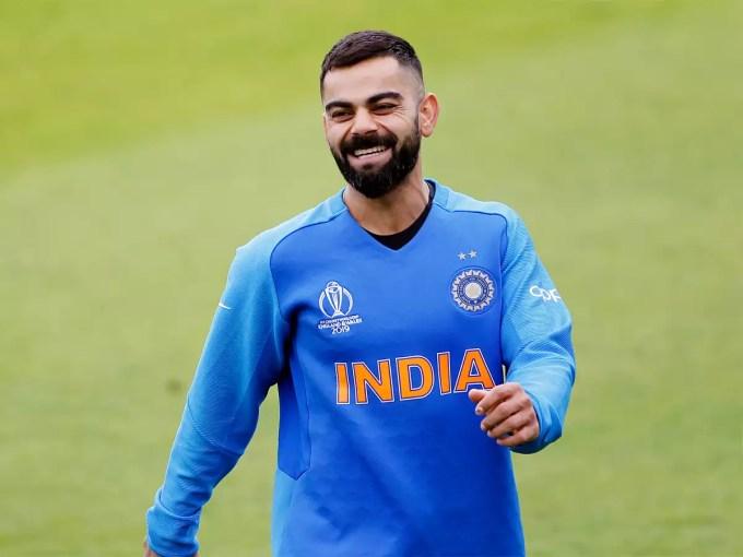 skipper virat kohli goes the dhoni way with new haircut
