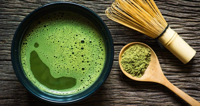 Benefits of drinking matcha tea 1