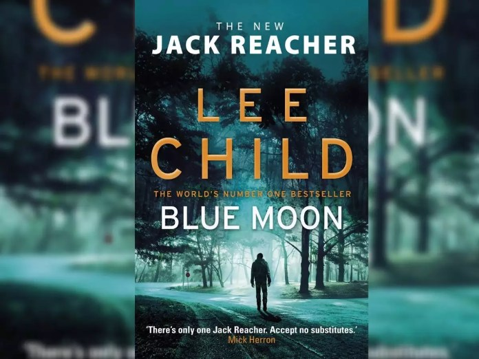 Micro review: 'New Moon' by Lee Child 1