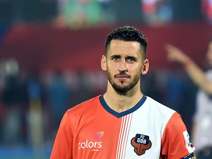fc goa: ISL: Ability to stay calm behind Corominas's goal-scoring feats | Football News - Times of India