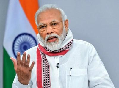 Coronavirus: Humanity will overcome pandemic, says PM Narendra ...