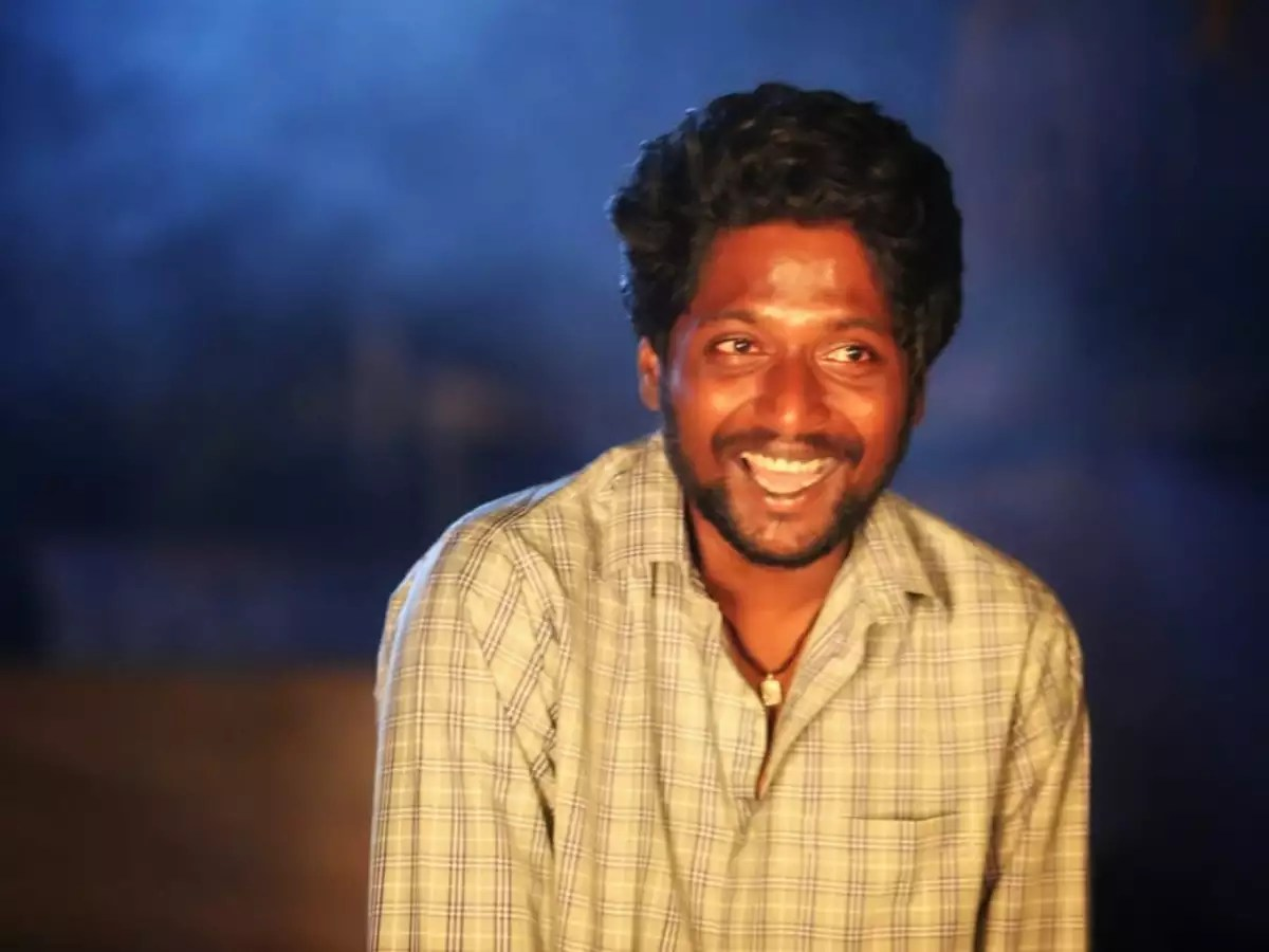 suhas: I can assure that Sunil Garu has a terrifying role in Colour Photo: Suhas   Telugu Movie News - Times of India