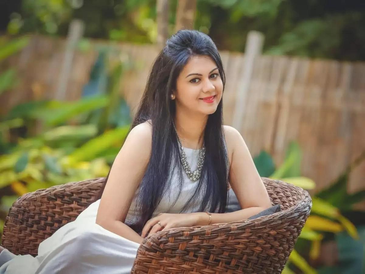 Having experienced motherhood, I want to go back to my first love, films:  Kamna Jethmalani | Telugu Movie News - Times of India