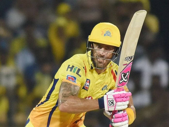 CSK comprises of really calm dressing room: Faf du Plessis | Cricket News - Times of India