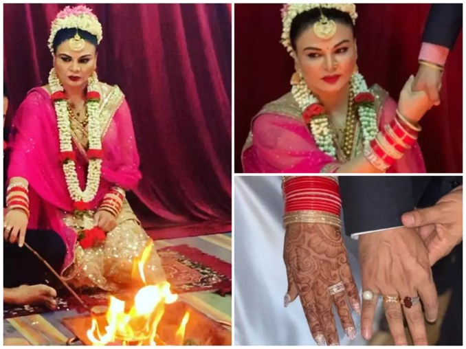 Image result for Bigg boss 14 rakhi sawant will take divorce after show