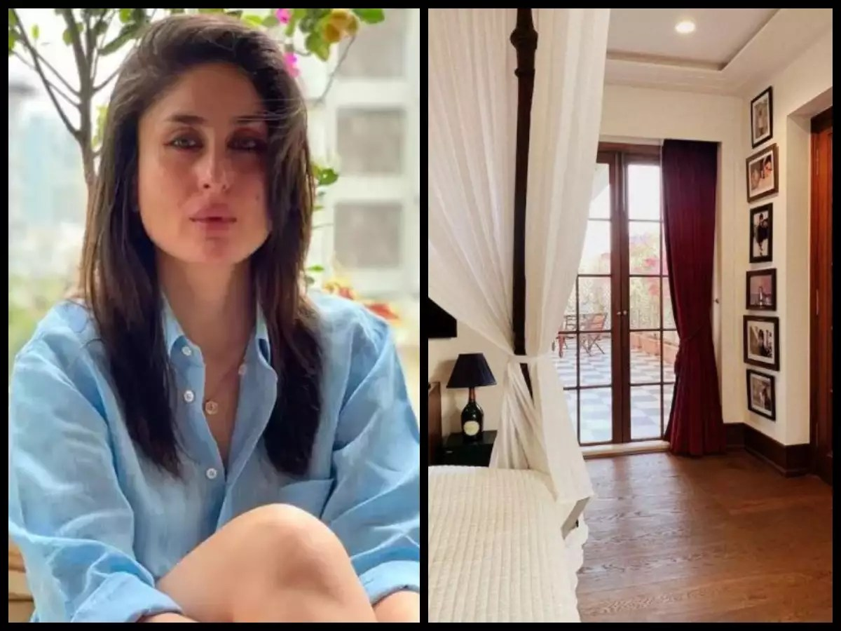 Image result for Bollywood actress kareena kapoor outside of house a men playing clarinet