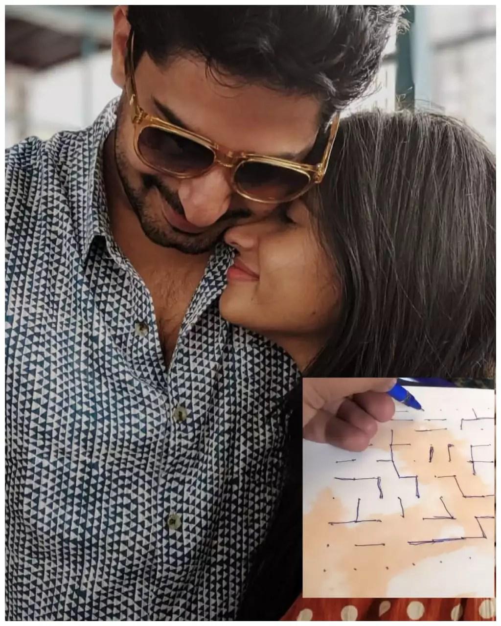 I Just Love You Baby Kannada Song : kannada, Home-quarantined, Prajwal, Devaraj, Ragini, Chandran, Spend, Together, Creatively, Kannada, Movie, Times, India