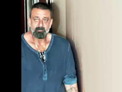 Mumbai News Despite announcing break from work following cancer diagnosis, Sanjay Dutt returns to set to complete patchwork on Ranbir Kapoor-starrer Shamshera