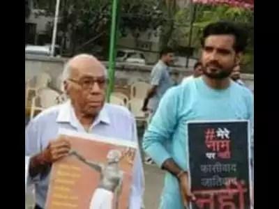 Girish Patel, champion human rights lawyer from Gujarat, passes away