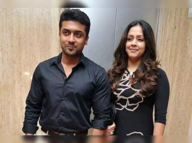Suriya and Jyothika have done 7 films together | Tamil Movie News ...