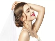 5 exotic hairstyles young brides