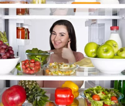 How to properly store food in refrigerators