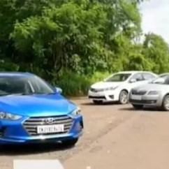 New Corolla Altis Video Lampu Belakang All Kijang Innova Test Comparison Hyundai Elantra Skoda Octavia Toyota