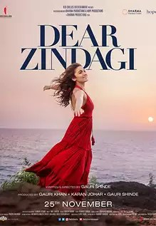 Dear Zindagi Full Movie With English Subtitles : zindagi, movie, english, subtitles, Zindagi, Movie, Review:, You're, Soul-searching, Weekend,, Could, 3.5/5