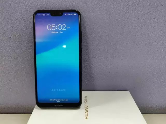 Image result for Huawei P20 Lite.