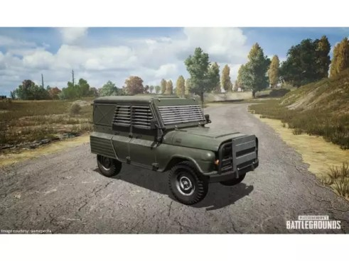 Image result for The 'bulletproof' jeep in PUBG: How to get, advantages and disadvantages