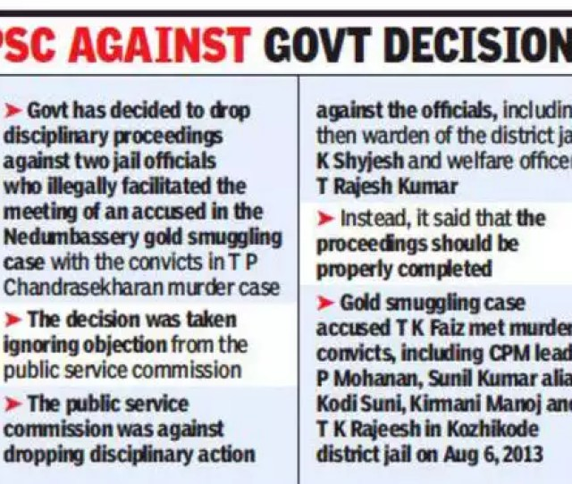 Government To Drop Charges Against Jail Officials
