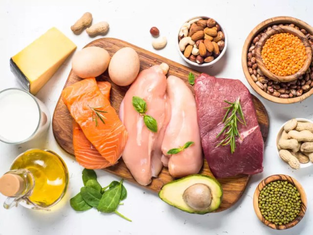 6 foods to make a part of your daily high-protein diet - Times of ...