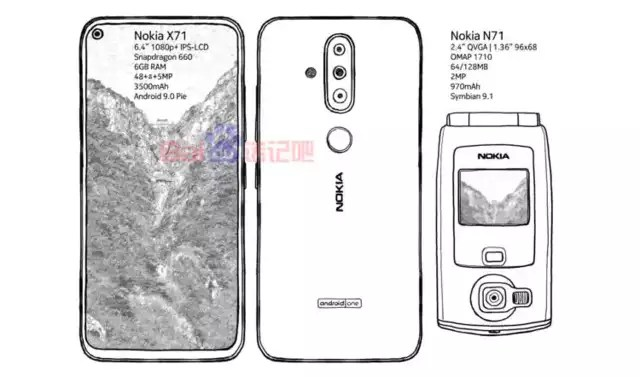 Nokia X71 specifications leaked days before its official