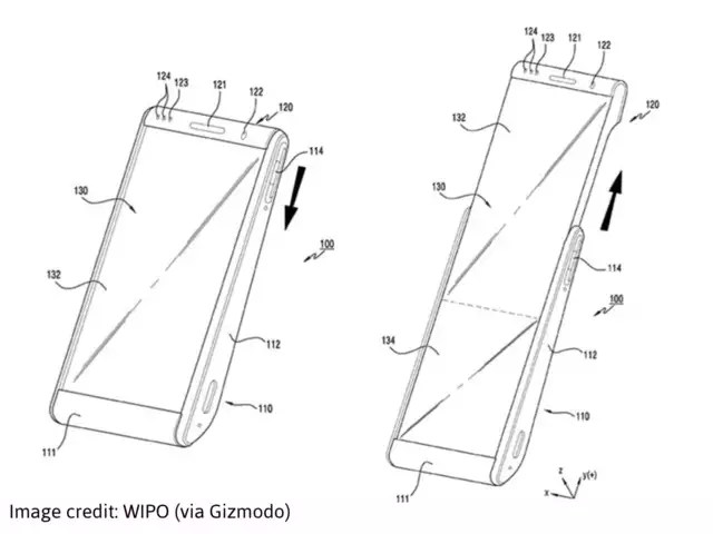 Samsung: Samsung is reportedly working on a 'rollable
