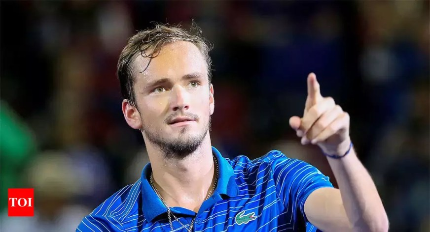 Daniil Medvedev: Leader of the next wave of players on the ...