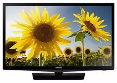 samsung 24h4100 60 cm 24 inches hd ready led tv television black