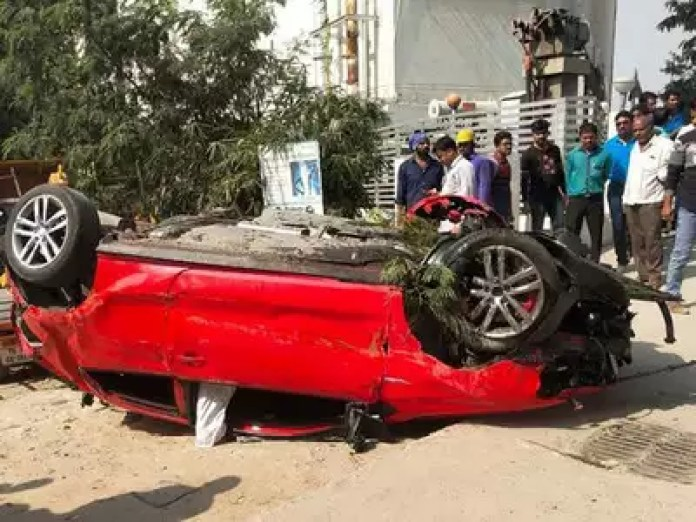 Image result for hyd flyover accident today