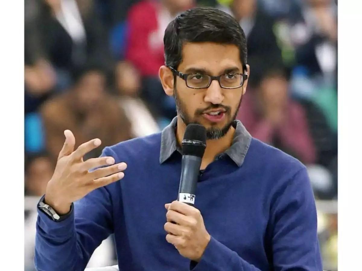 7 more companies that Google CEO Sundar Pichai now heads   Gadgets Now