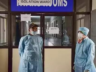 Coronavirus outbreak: Back from Dubai, Jagadhri man isolated ...