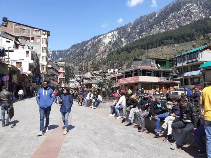 Coronavirus Outbreak No Ban On Entry Of Tourists In Manali Shimla News Times Of India