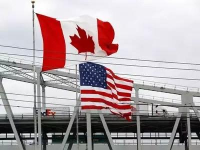US-Canada border closed as Florida congressman diagnosed with ...