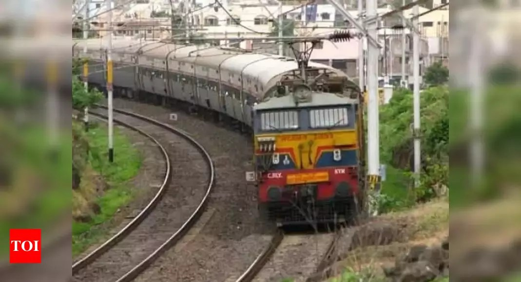 Private trains to share gross revenue with railways, including earnings from preferred seats, baggage, ads – Times of India