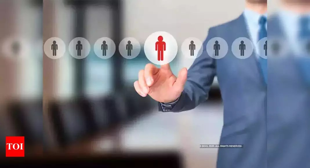 Hiring activities up 33% in June: Report – Times of India