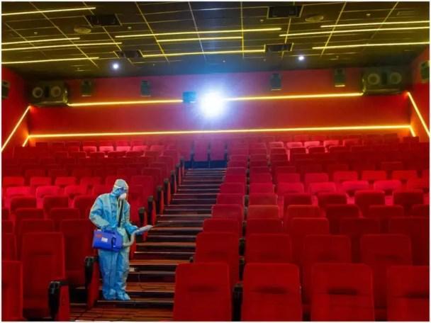 Will cinema halls open in Unlock 3.0?   Hindi Movie News - Times of India