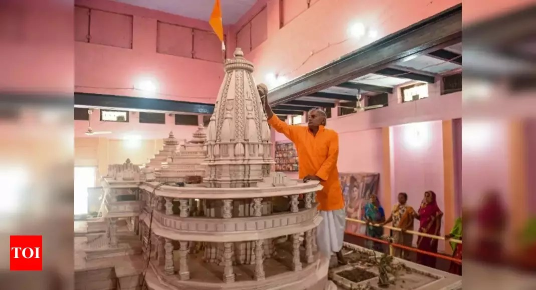 Indian-Americans to celebrate Ram Temple basis laying rite