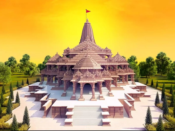 ram mandir in ayodhya: how events unfolded over the years | india news - times of india