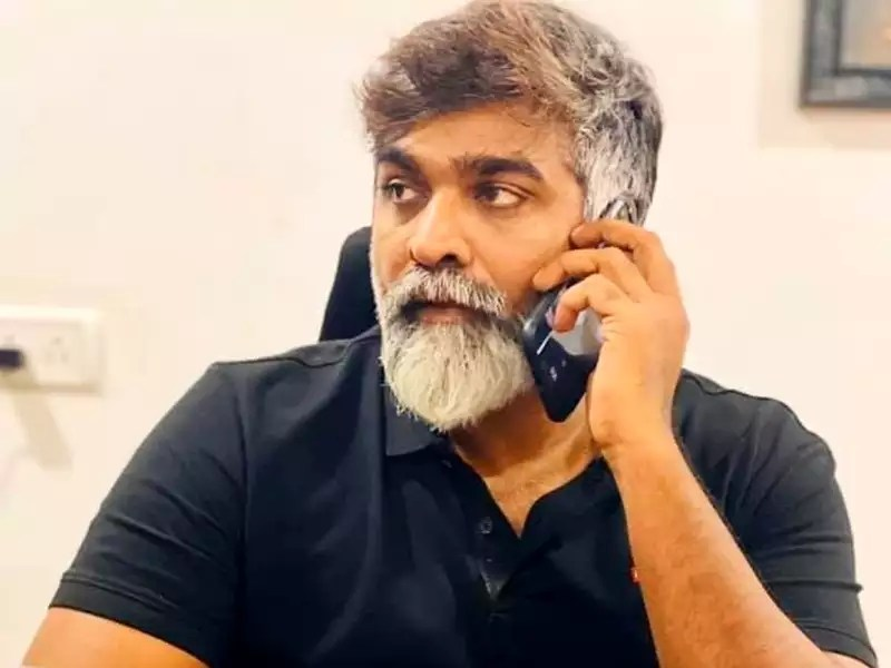 Vijay Sethupathi's smart, new look wows fans | Tamil Movie News - Times of  India