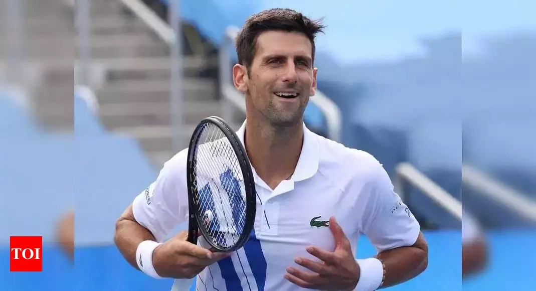 Novac Djokovic Confessions On Instagram Over His Ban