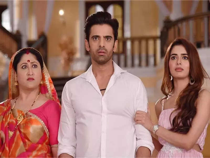 Mohit Malik Learns Allahabadi Dialect For His Upcoming Show Lockdown Ki Love Story Times Of India