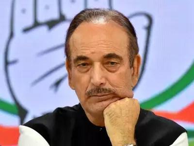 78063965 Congress drops Ghulam Nabi Azad as general secretary; forms 6-member panel to assist Sonia Gandhi   India News